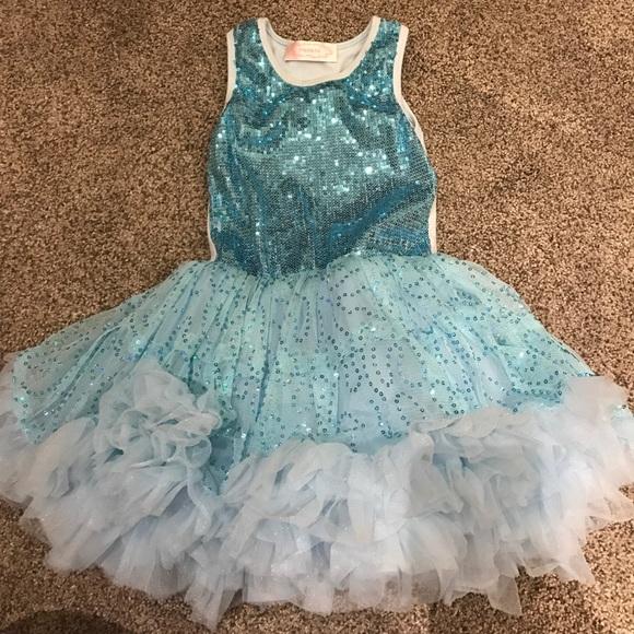 ec1b197d42b4 Super cute Popatu sequin tutu dress XS. M_58eda5808f0fc4a65c0958d8