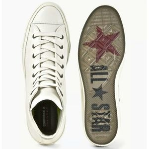 c059f39831a2 Converse Shoes - CONVERSE JOHN VARVATOS CHUCK II 2 COATED LEATHER