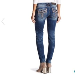 Rock Revival Denim - ⚖️Sale⚖️ Rock Revival Ellor Skinny Jeans