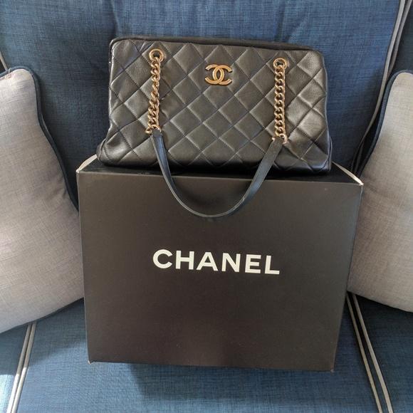 782460273918 CHANEL Bags | Final Sale Cc Crown Tote | Poshmark