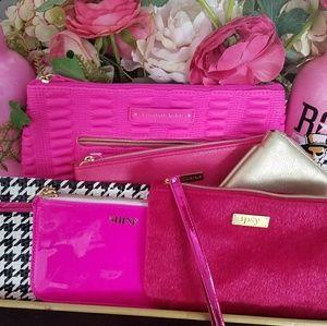 Elizabeth Arden Handbags - Spring Summer Makeup Travel Bags Case Tote