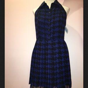NWOT BCBGeneration Cut Hole Back Dress, Size 8