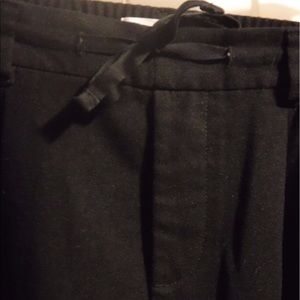 Old Navy Pants - Old Navy Black Wool pants, size XXL, elastic waist