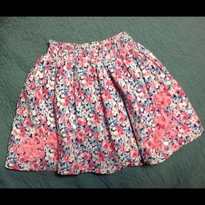 Children's Place Other - Floral skirt