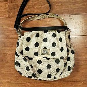 Rare MARC JACOBS Dotty satchel crossbow purse bag