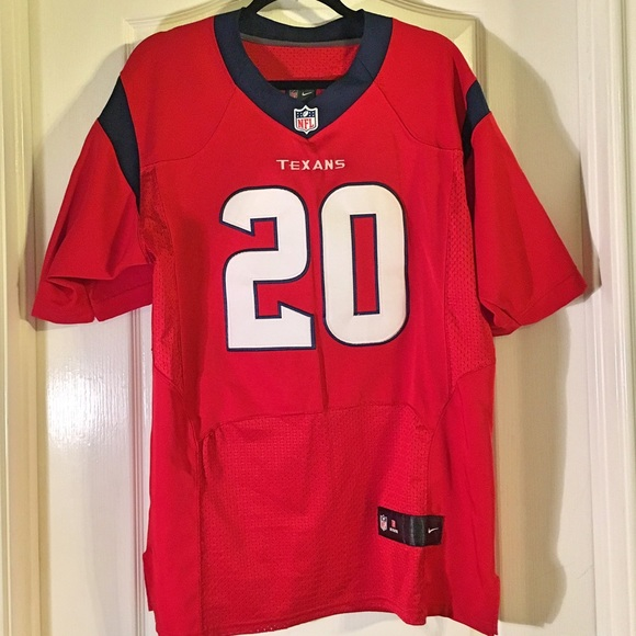 premium selection 65b51 78aaf Nike NFL Texans Ed Reed Jersey