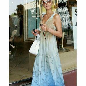 Gypsy 05 Liza ombre maxi dress Sz S