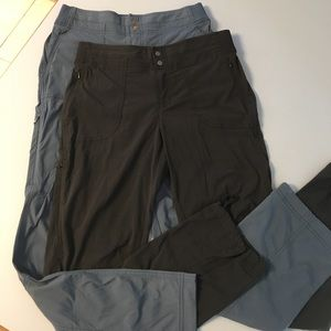 35 Off Athleta Pants Athleta Never Worn Wander Cargo