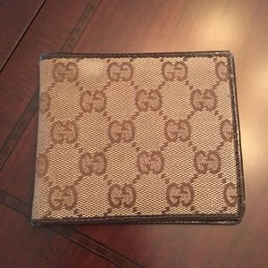 Gucci Other - Gucci men's wallet
