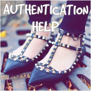 Valentino Shoes - Authentication help! 👠