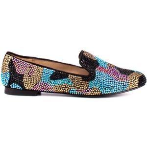 Steve Madden Shoes - Steve Madden  multi color rhinestone loafers