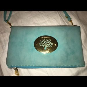 Mulberry Handbags - Mulberry foldover purse