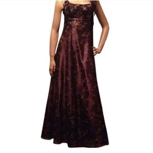 Blondie Nites Dresses & Skirts - Glittery Formal Prom Gown Dress