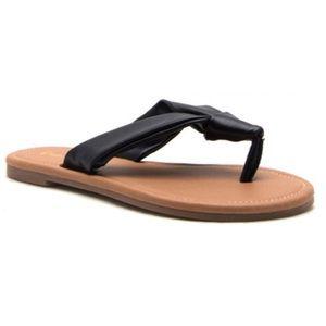 Shoes - Super Cute Black Sandals