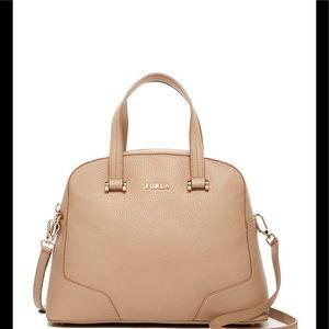Furla Handbags - New Furla Michelle Leather Dome Handbag