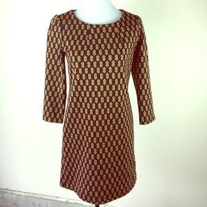 Vivienne Tam Dresses & Skirts - VIVIENNE TAM chain print mod style dress size 4