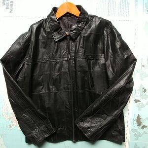 Other - Men leather jacket