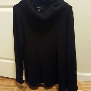 Style & Co Sweaters - Style & Co black cowl neck sweater
