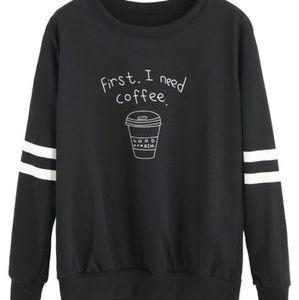 ROMWE Sweaters - Sweatshirt