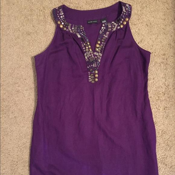 New York & Company Dresses & Skirts - Purple Dress