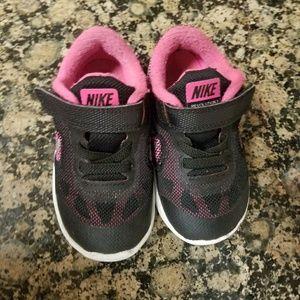 Nike Other - Toddler girl Nike revolution 3 shoes