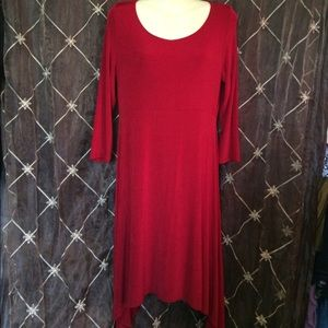 FIORE RED Dress