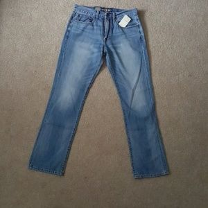 Lucky Brand Other - NWT Men's Lucky Brand 121 Heritage Slim Fit Jeans