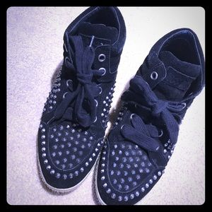 Ash Shoes - Ash studded sneakers