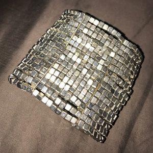 bebe Jewelry - Silver Bebe bracelet