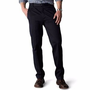 Dockers Other - Men's Dockers Black D1 Signature Khaki Pants