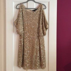 Aiden Maddox sequin dress
