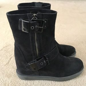 Twin-Set Shoes - Twin-Set Buckle Boots
