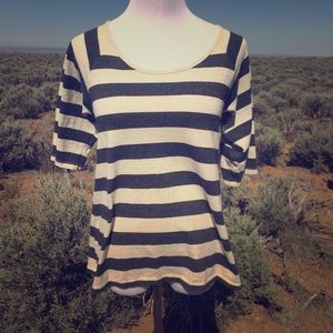 Garnet Hill Tops - 🙈Bundle $8🙈 Garnet Hill striped tee
