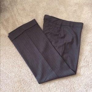 tapemeasure Pants - Gray suit pants