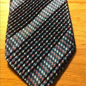 Brioni Other - Brioni Textured Silk Tie