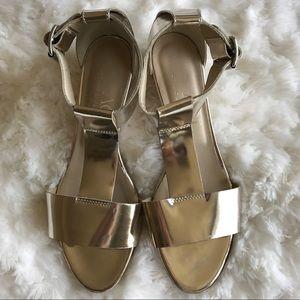 AGL Shoes - NWOT AGL T-Strap Sandal