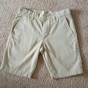 RVCA Khaki Shorts Size 28