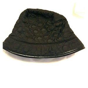 $70 Authentic Coach Bucket Hat