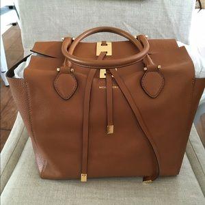 Michael Kors Handbags - Michael Kors Collection Large Miranda