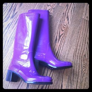 Emilio Pucci Shoes - Pucci heeled rain boots 💋Sale💕