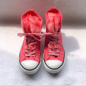 Converse Shoes - 💖Converse Pink All Star High Tops💖