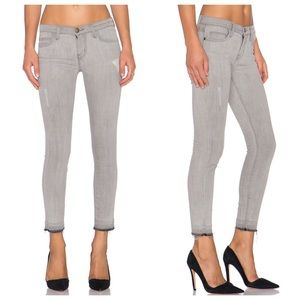 Current/Elliott Denim - Current/Elliot stiletto w/ released hem jeans