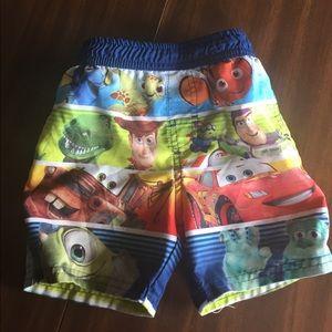 Disney Other - Adorable Pixar boys swimsuit size 18 months