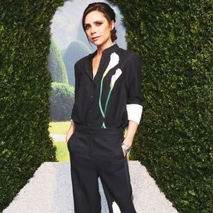 Pants - Victoria Beckham CallaLilly Full Set Pants & Shirt