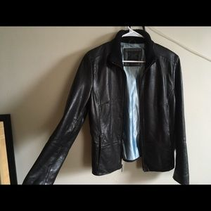 Apt. 9 Jackets & Blazers - Apt 9 lambskin leather jacket