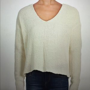 ATM Anthony Thomas Melillo Sweaters - ATM Anthony Thomas Melillo Black Cashmere Sweater