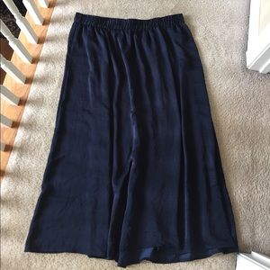 Lane Bryant Dresses & Skirts - Lane Bryant Navy Skirt
