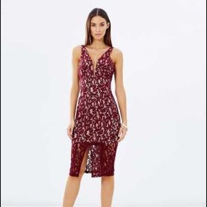 Bardot Dresses & Skirts - ⭐️NEW⭐️ with tags Lace Dress By Bardot