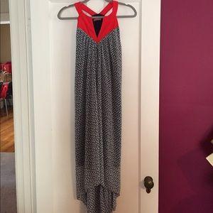 Maternal America Dresses & Skirts - Maternal America high low maxi dress