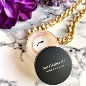 Bare Escentuals Other - 🆕 💕 BareMinerals 💕 Mineral Veil. Travel Size